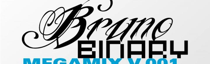 Bruno Binary – MegaMix V.001